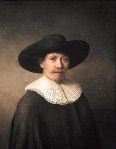 Nowy Rembrandt; źródło: The Guardian